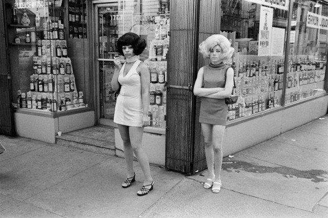 New York street prostitutes