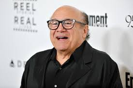 Star of stage and screen Danny DeVito.