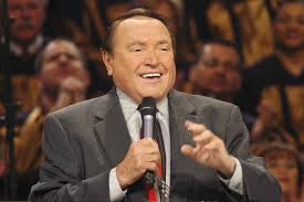 Televangelist and Christian healer, Morris Cerrullo.