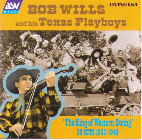 Album cover of Bob Wills and his Texas Playboys