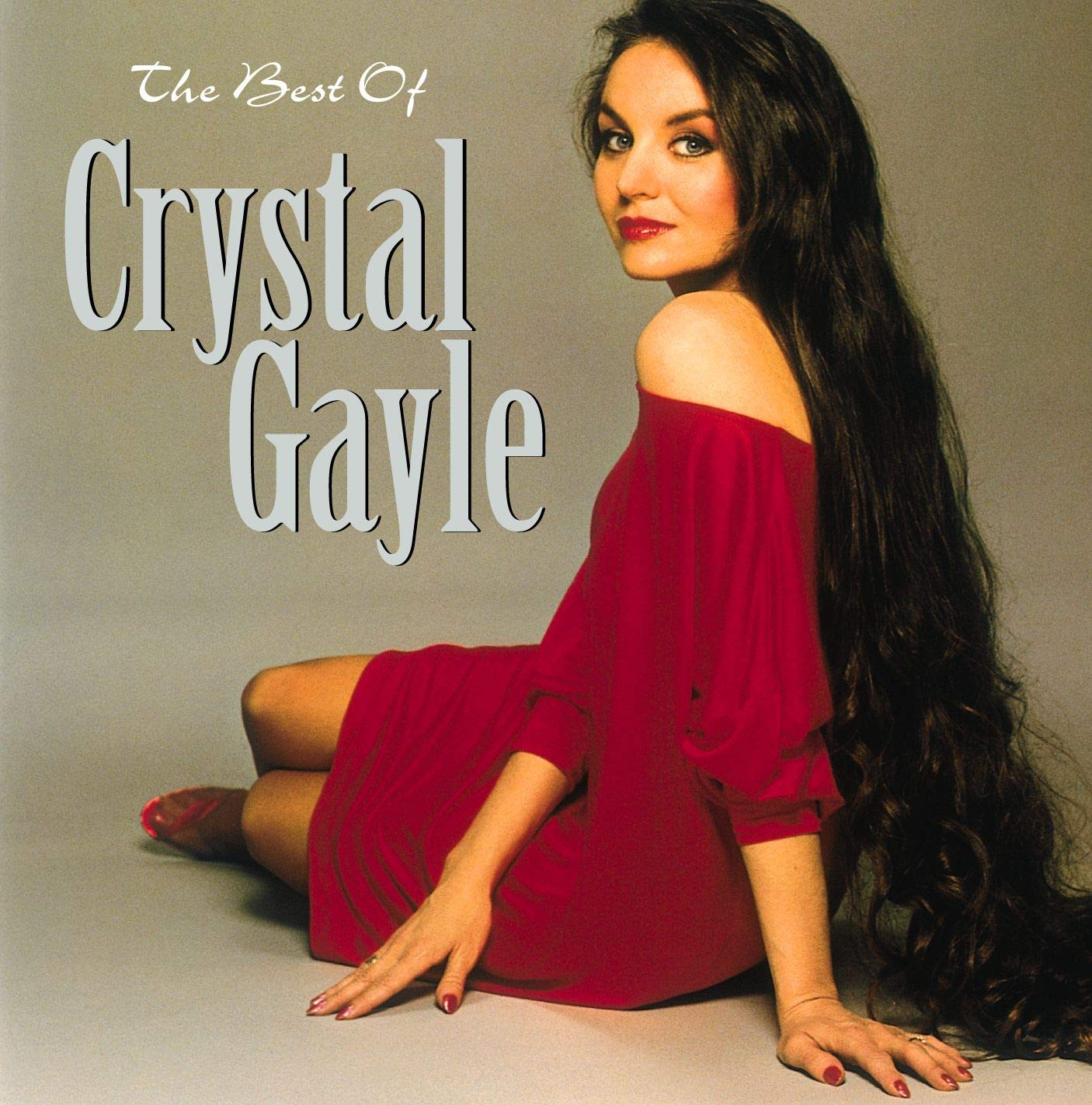 The Best of Crystal Gayle album cover