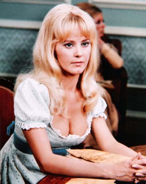 Yutte Stensgaard in Lust for a Vampire (1971)