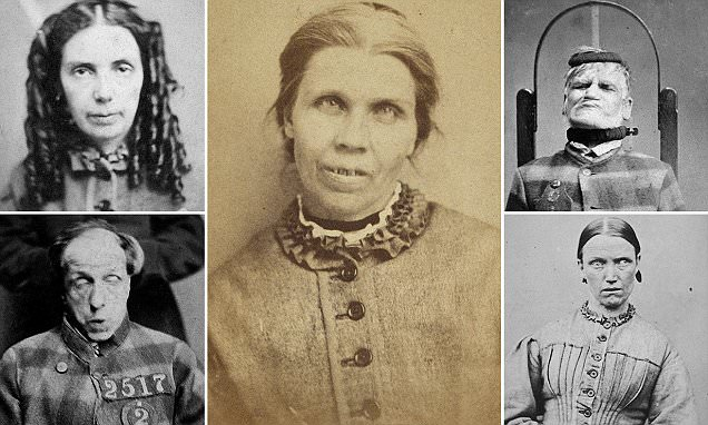 19th century British mental asylum residents