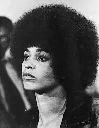 Angela Davis African-American revolutionary