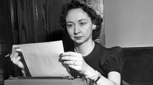 Dorothy Kilgallen - gossip  columnist