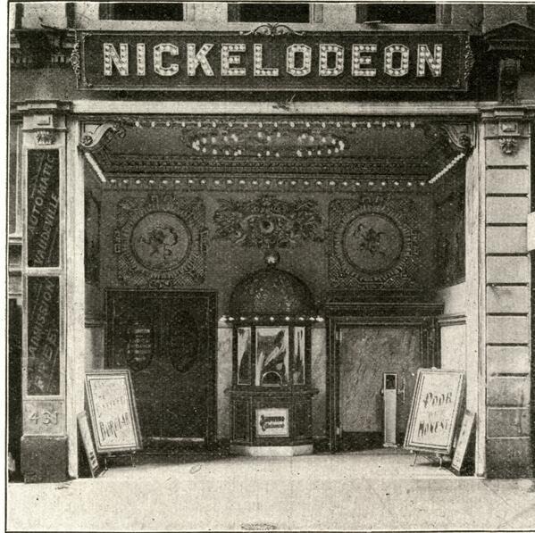 Nichelodeon Theater