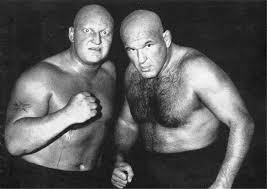 Skull Murphy and Brute Bernard