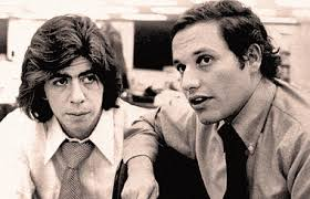 Bob Woodward and Carl Bernstein