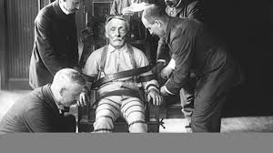 Albert Fish I the electric chair