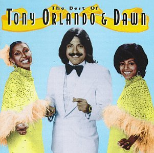 album cover for The Best of Tony Orlando & Dawn