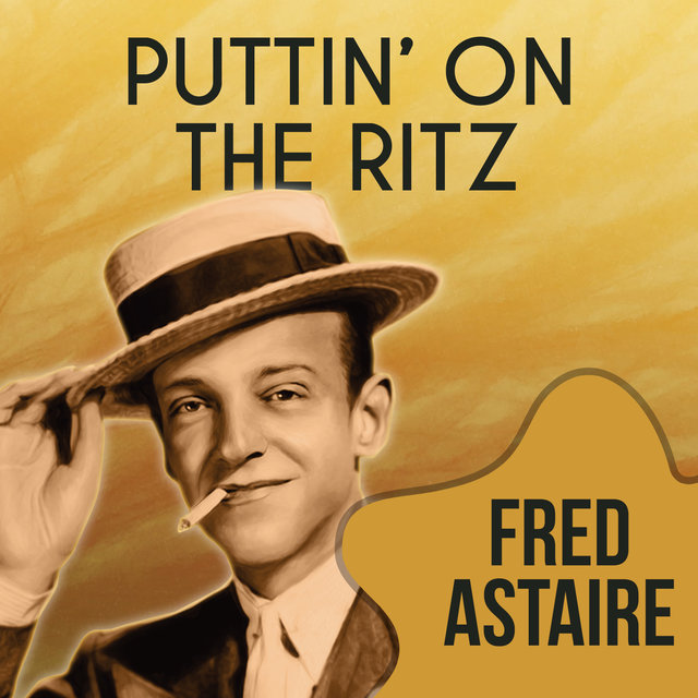 Poster for Putin on the Ritz with Fred  Astaire