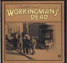 Album cover of Workingman's Dead by the Grateful Dead