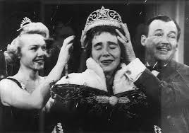 Woman crowned Queen for a Day