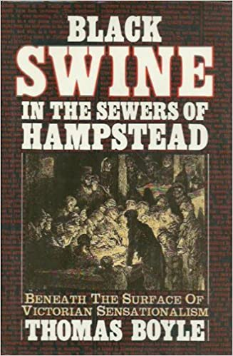 Black Swine in the Sewers of Hampstead