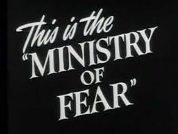 Movie frame from The Ministry of Fear