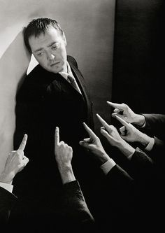 Peter Lorre in M by Fritz Lange.
