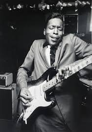 Buddy Guy - Chicago blues guitarist and singer.