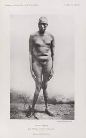 African slave castrated by Muslims