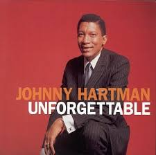 Johnny Hartman album cover - Unforgettable.