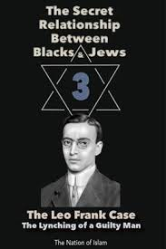 Book cover of The Secret Relationship Between Blacks and Jews