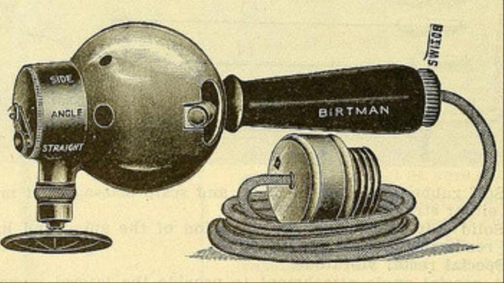 19th century vibrator