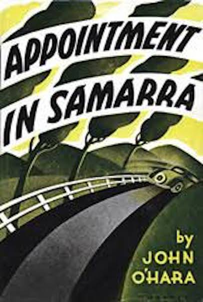 Cover of Appointment in Samarra by John O'Hara