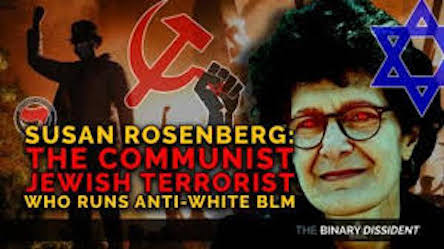Susan Rosenberg terrorist and BLM leader.