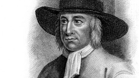 George Fox founder of the Quakers