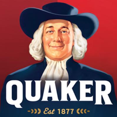 Quaker Oats box