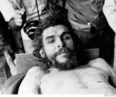 Che Guevera dead.
