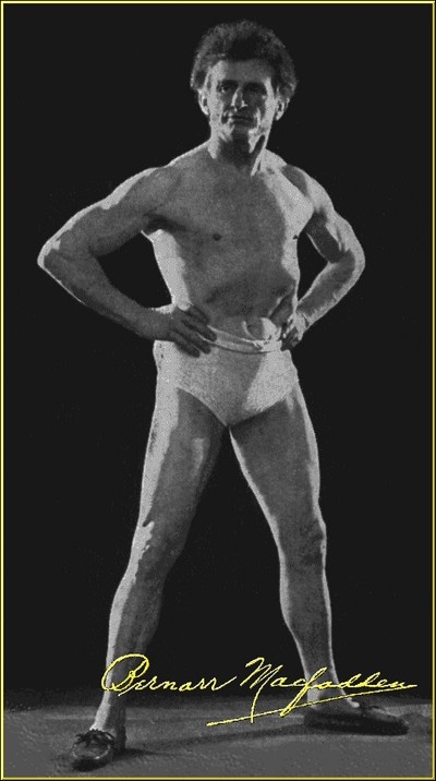 Bernard Macfadden at 65