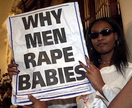 Why Men Rape Babies