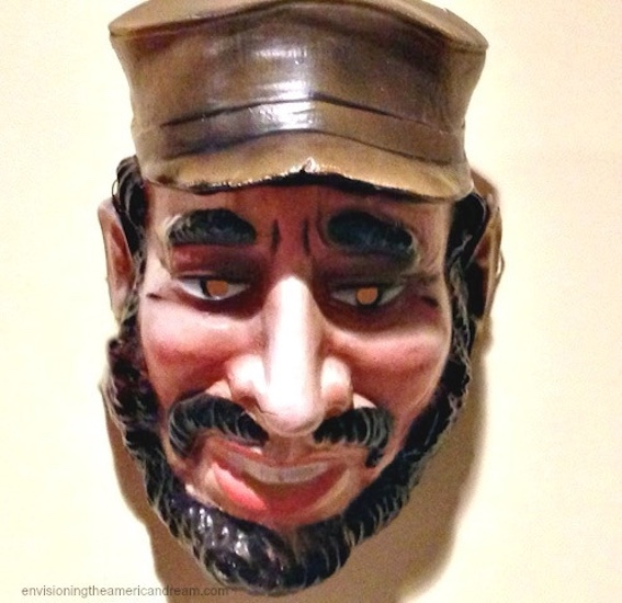 Fidel Castro Halloween mask